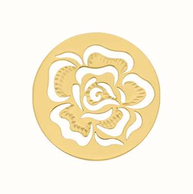MY iMenso Rose Cover 33mm Insignia (925/Gold-Plated) 33-0638