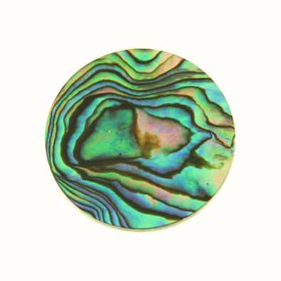 MY iMenso Flat Abalone 33mm Insignia 33-0734