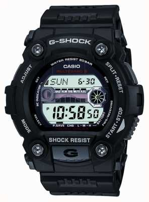 Casio Mens Black G-Shock Digital Chronograph GW-7900-1ER