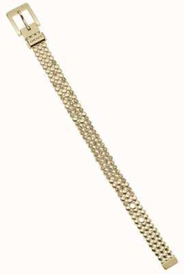 DKNY Glitz Gold Tone Bracelet NJ1924040