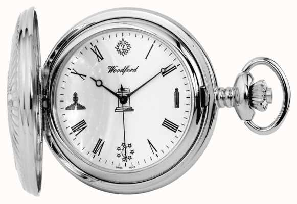 Woodford Masonic Pocket Watch 1227
