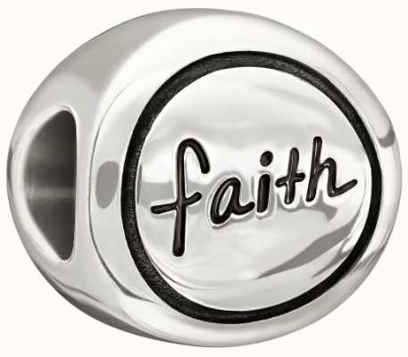 Chamilia 'Faith' Disc Charm 2025-0991