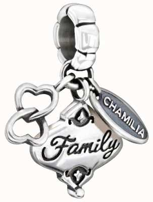 Chamilia Sterling Silver - Her Gift of Family 2010-3139
