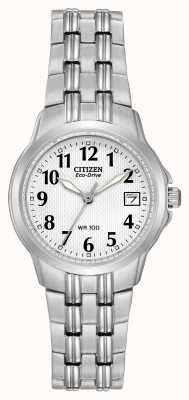 Citizen Womens Silhouette Sport Eco-Drive watch EW1540-54A