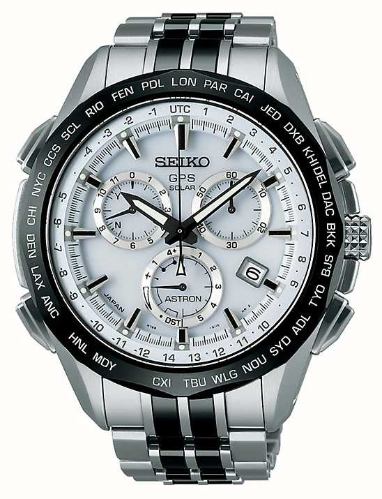 4e2b9372aa1 Seiko Astron GPS SSE001 Limited Edition Titanium SSE001J1 - First ...