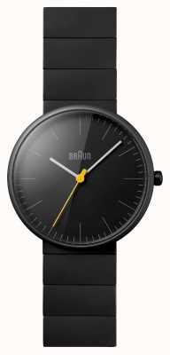 Braun Unisex Black Ceramic Dress Watch BN0171BKBKG