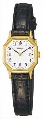 Lorus Womens Leather Strap RPG40BX8