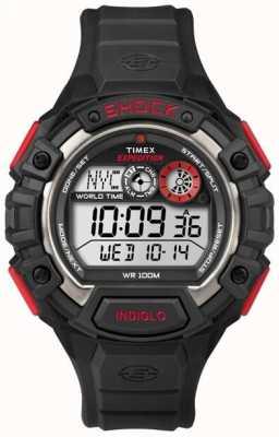 Timex Expedition World Shock Alarm Chronograph T49973