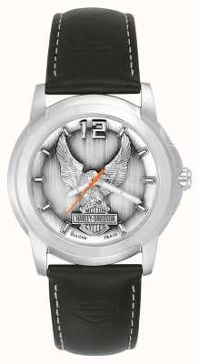 Harley Davidson Black Eagle Watch 76A12