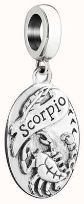 Chamilia Zodiac- Scorpio Hanging Charm (oct-nov) 2010-3300