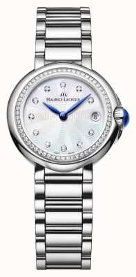 Maurice Lacroix Ladies Fiaba 28mm Diamond Set Mother Of Pearl FA1003-SD502-170-1