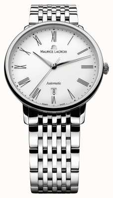 Maurice Lacroix Les Classiques Tradition Gents Steel LC6067-SS002-110-1