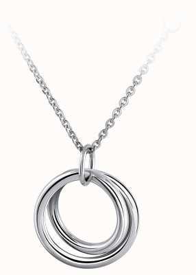 Calvin Klein Continue Stainless Steel Necklace KJ0EMP000100