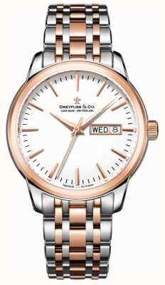 Dreyfuss Mens Utilitarian Watch 1890 DGB00127/02