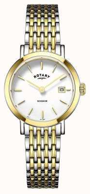 Rotary Womens Two Tone Strap LB05301/01