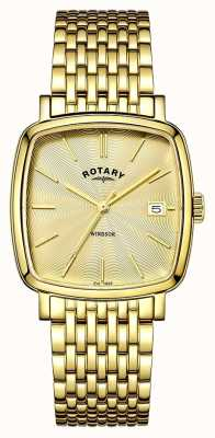 Rotary Men's Windsor Gold PVD Plated GB05308/03