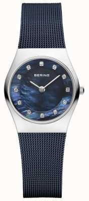 Bering Womens Blue Strap Blue Dial 11927-307