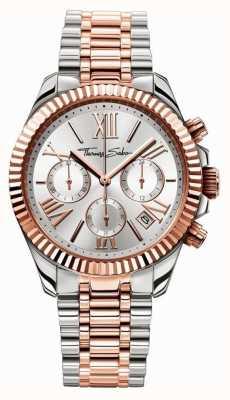 Thomas Sabo Women's Watch DIVINE CHRONO WA0221-272-201-38