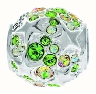 Chamilia Tink's Treasure Green Swarovski Crystal 2025-1946