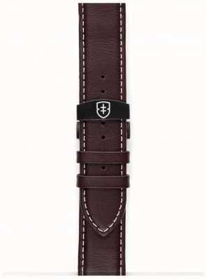 Elliot Brown Mens 22mm Brown Leather Strap Only STR-L05