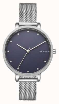 Skagen Ladies Silver Skagen Watch | Stainless Steel Mesh Strap | SKW2582