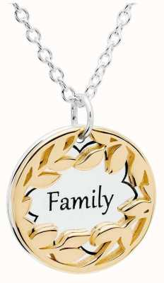 Chamilia Treasure 'Family' Necklace 1220-0019