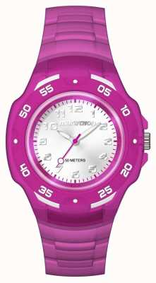 Timex Unisex Marathon Analogue Mid Purple TW5M06600