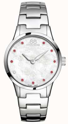 88 Rue du Rhone Rive 32mm Ladies Quartz Stainless Steel 87WA153207