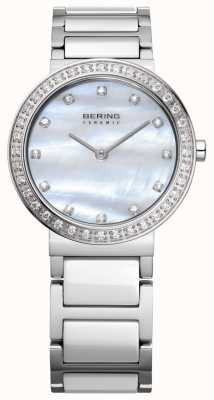 Bering Women Stainless steel silver 10729-704