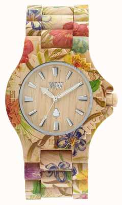 WeWood Womens Colourful Design Strap Watch 70221200