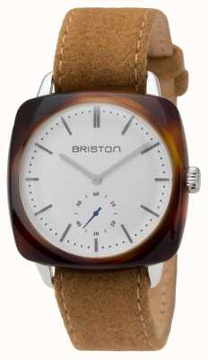 Briston Mens Clubmaster Vintage Acetate Small Second Tortoise Shell 16440.SA.TV.2.LFCA