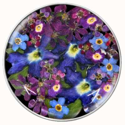 MY iMenso Flora Mix Purple Insignia 33-1178