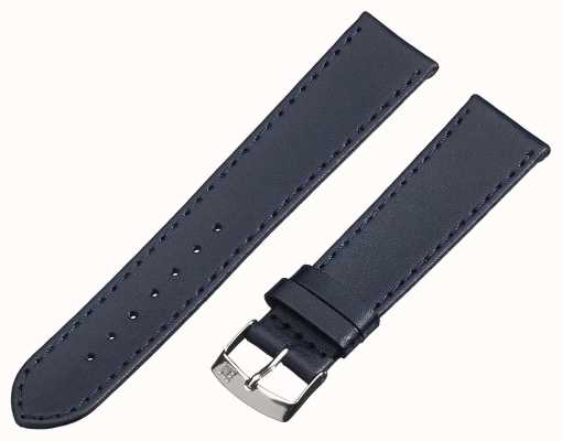 Morellato Strap Only - Sprint Napa Leather Dark Blue 18mm A01X2619875062CR18