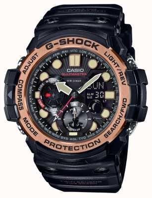 Casio Gulfmaster Mens G-Shock Resin Band GN-1000RG-1AER