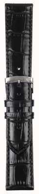Morellato Strap Only - Samba Alligator Calf Black 18mm A01X2704656019CR18
