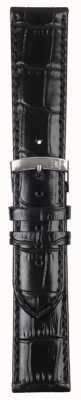 Morellato Strap Only - Samba Alligator Calf Black 16mm A01X2704656019CR16