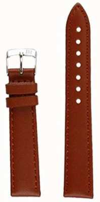 Morellato Strap Only - Ibiza Lizard Calf Brown/red 20mm A01X3266773041CR20