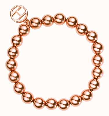 Tommy Hilfiger Womens Rose Gold Plated Bracelet 2700503