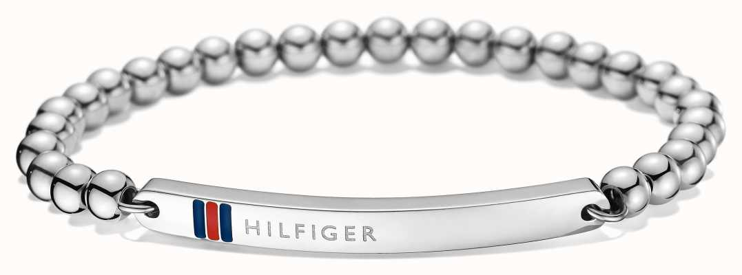Tommy Hilfiger Womens Stainless Steel ID Bracelet 2700786