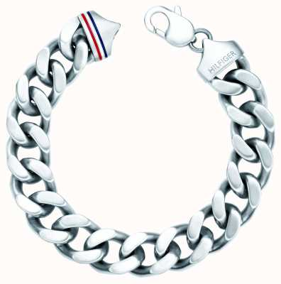 Tommy Hilfiger Unisex Stainless Steel Chain Bracelet 2700261