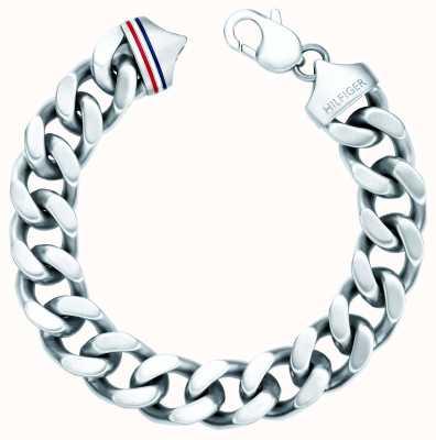 Tommy Hilfiger Unisex Stainless Steel Chain Bracelet 2700261