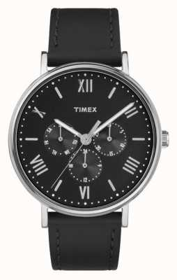 Timex Mens Southview Multifunction Chronograph Black TW2R29000