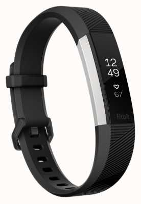 Fitbit ALTA HR - Black, Small FB408SBKS-EU