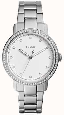 Fossil Ladies Neely Stainless Steel Watch ES4287