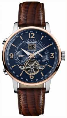 Ingersoll Mens 1892 The Grafton Automatic Brown Leather I00703