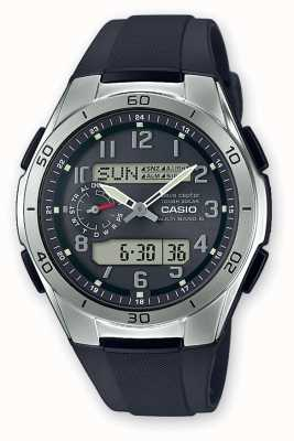 Casio Mens Waveceptor Solar Powered Watch WVA-M650-1A2ER