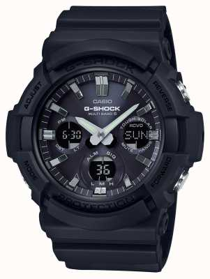 Casio Waveceptor Alarm Chronograph Grey/Black GAW-100B-1AER