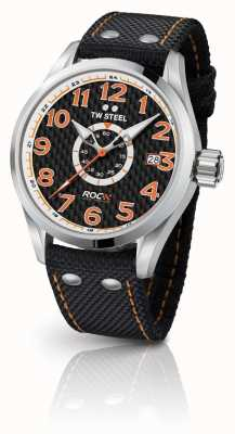 TW Steel Mens Special Edition Volante Race Of Champions Black Orange TW965