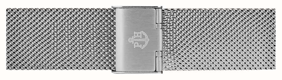 Paul Hewitt | 20mm Stainless Steel Mesh Strap | Fold Over Clasp | PH-M1-S-4M