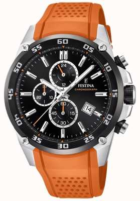 Festina Mens Originals Tour Of Britain 2017 Orange F20330/4